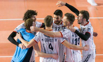 Caloni, un 3-0 senza recriminazioni (vendicata la finale di Coppa)