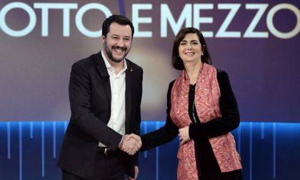 Salvini vs Boldrini, l'epico scontro Ma alla fine ha vinto lo share…