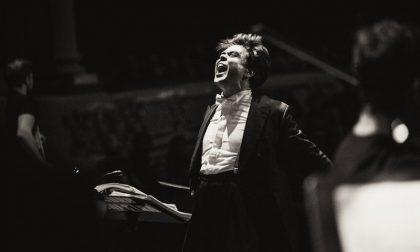Fabio, dal conservatorio a Bergamo al tour con l'orchestra rock in Russia
