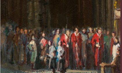 Remigio da Gandino, la mostra di un artista che scelse il popolo