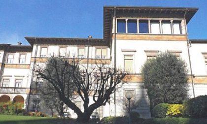 La casa del vescovo di Bergamo Da diciassette secoli sul Colle