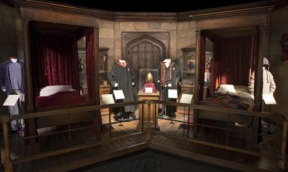 Nel mondo di Harry Potter a Milano È iniziata la super mostra mondiale