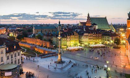 Posti fantastici e dove trovarli Varsavia, rinata pietra su pietra