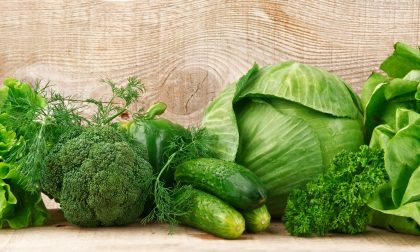 Come prendersi cura del cervello (basta una tavola super green)