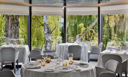 Le sedie bergamasche di Pedrali nell'albergo più antico d'Alsazia