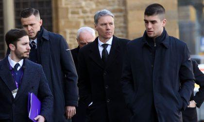 Berisha giustizia il Borussia nel giorno dell'addio a Davide