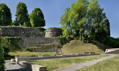 Il parco del castello di San Vigilio chiude due mesi per manutenzione straordinaria