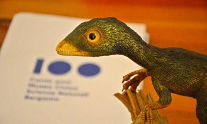 I cari estinti (dinosauri) rivivono per i cento anni del museo Caffi