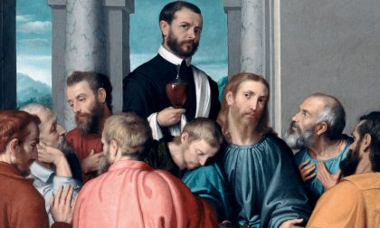 Passione, morte e Risurrezione in quattro capolavori del Moroni