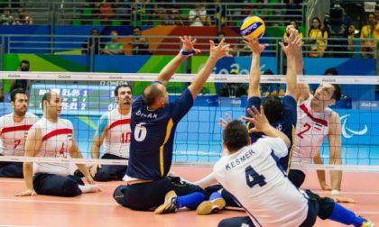 Sitting volley, col sedere per terra in campo siamo tutti uguali