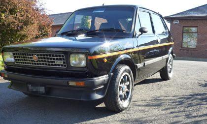Il mio Umberto Tozzi: Gloria a palla su una Fiat 127 con led da Supercar