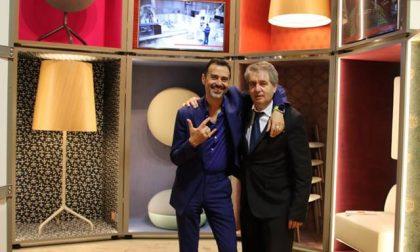 Salone del Mobile, Tinosana debutta con lo stile unico di Fabio Novembre