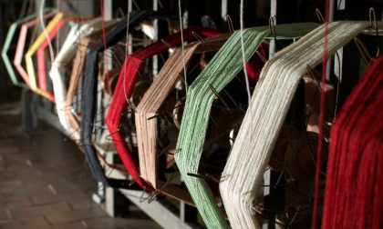 1 maggio al Museo del Tessile Per vederne davvero di tutti i colori