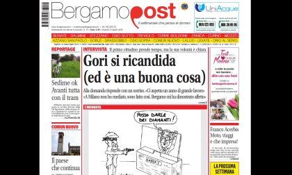 Cosa c'è nel nuovo BergamoPost che dal 13 aprile è in edicola