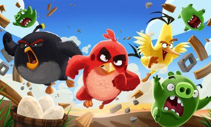Se siete dei veri fan di Angry Birds non potete perdervi questo evento