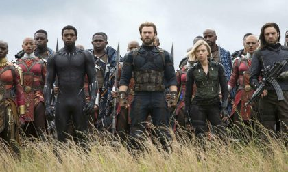 Il film da vedere nel weekend Avengers – Infinity war, supereoi
