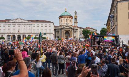 «Sognavo Bergamo arcobaleno, ora l'ho vista: una sorpresa»