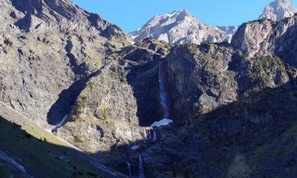 Sta per tornare la meraviglia Cinque date alle cascate del Serio