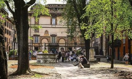 Piazza Mascheroni – Claudio Ubbiali