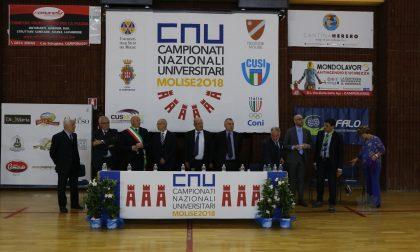 Sfida tra i migliori atleti universitari Nel volley, Bergamo punta in alto