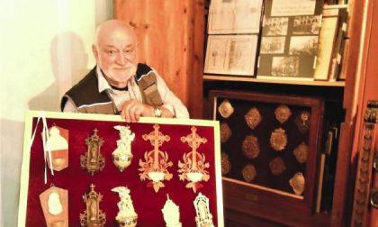 Zanica, nello scrigno di Pier Angelo 11mila preziosi frammenti di storia