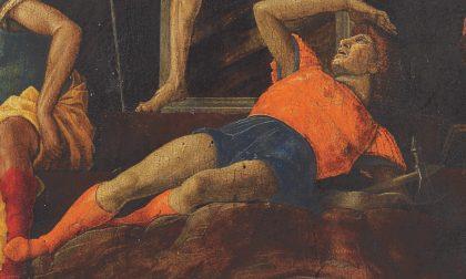 Scoperto un Mantegna alla Carrara