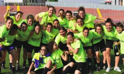Osio Sotto, «Le nostre ragazze. Le più forti, con il pallone»