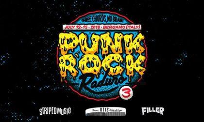 Punk Rock Raduno '18, una bomba Un minuto di video per ingolosirci