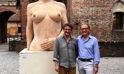 Statue senza veli dentro la rocca Il Comune decide di censurarle