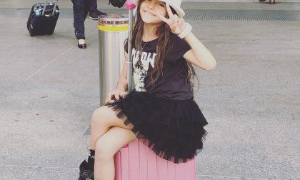 Martina Mia, essere star a 7 anni Ha girato una fiction per la Rai