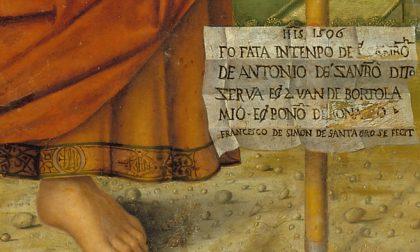 Quando in chiesa restano le copie Il mistero delle tavole di Lepreno