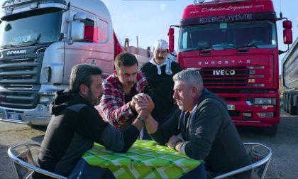 Camionisti in trattoria di Chef Rubio Ecco la puntata nella Bergamasca