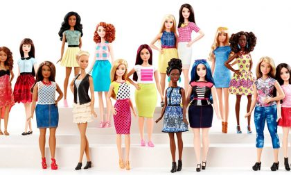 C'era una volta la Barbie magra che faceva solo la casalinga