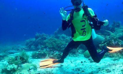30 anni di Blu Diving a Seriate E quella volta con il sottomarino…