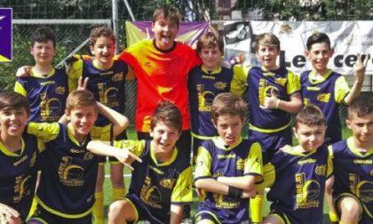 Cinque anni di Dinamo a Curno Da zero a campioni provinciali