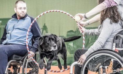 Christian e Un cane per la vita Giorno per giorno contro il cancro