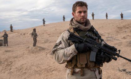 Il film da vedere nel weekend 12 Soldiers, lotta al terrorismo