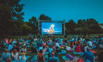 Film sull'erba al parco di Redona Sette giorni di cinema gratuito