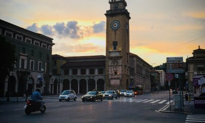 Tramonto in centro – Evelyn