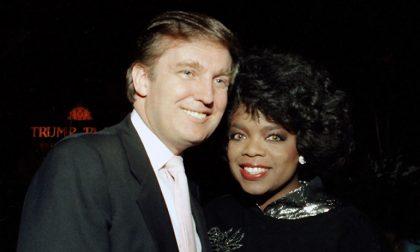 La dote di Oprah e Trump