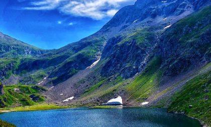 Colori al lago di Gelt - Silvia