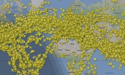 25 agosto, il giorno in cui in cielo ci sarà un altro record di voli