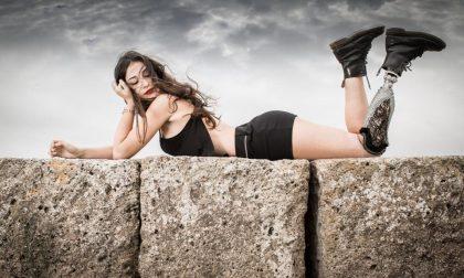 Chiara Bordi, la rinascita e la forza Una (bellissima) miss con la protesi
