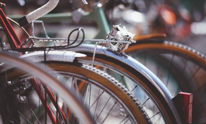 Le biciclette «smarrite» a Treviglio verranno regalate ai bisognosi