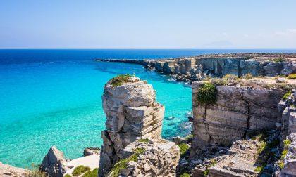 Posti fantastici e dove trovali Favignana, isola d'incanto