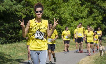 In 600 per la corsa dell'università Le foto di Uni.Run (con una stella)