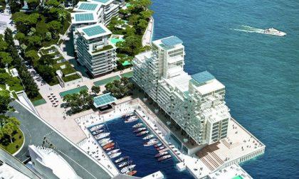 Monaco ora si espande sul mare Progetto deluxe di Renzo Piano