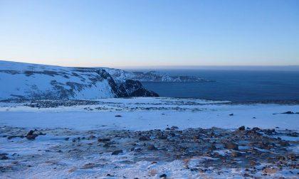 Un'odissea (in moto) fra i ghiacci Da Stezzano all'aurora boreale