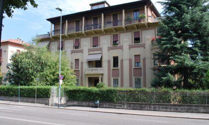 Via Frizzoni 24, l'edificio liberty è tornato all'antico splendore