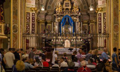 Santa Caterina, l'Addolorata va in soccorso della Carrara